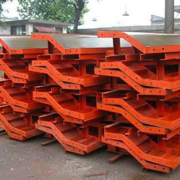 安装组合钢模板应遵守的规定