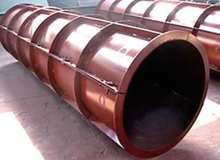 钢模板租赁厂家谈谈玻璃钢圆柱模施工需要注意哪些问题