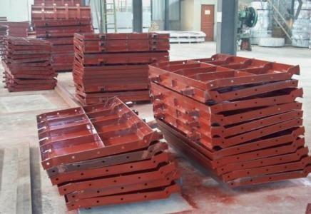 钢模板的生存和发展