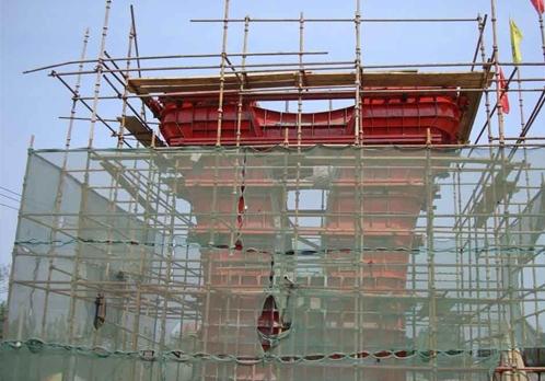 钢模板租赁适用于哪些建筑工程?