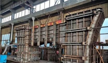桥梁钢模板施工中禁忌的危险源