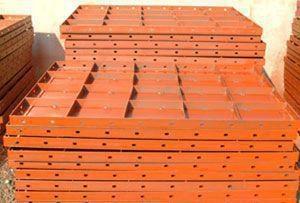 钢模板安装要点及误差控制