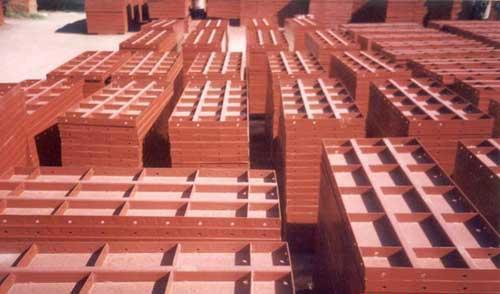 组合钢模板租赁