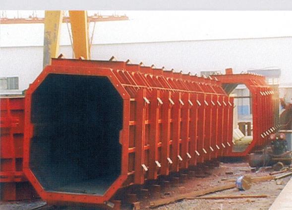 方柱钢模板