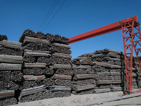 兰州钢模板公司